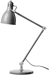 IKEA Work lamp with LED Bulb, Gray 228.252.3834