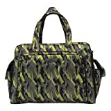 Product Image of the JuJuBe Be Prepared Travel Carry-on/Diaper Bag, Classic Collection - Royal Envy