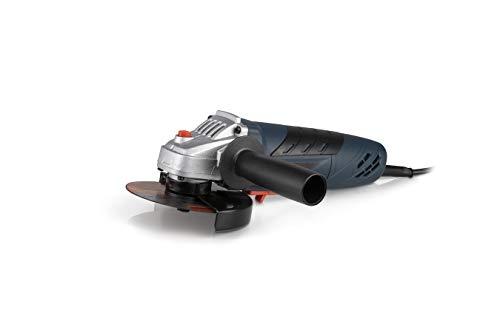 WOLFGANG 740W Winkelschleifer M14- Aufnahme und Spindelarretierung, 115mm, 12000 rpm, Professioneller Trennschleifer mit verstellbarer Handgriff