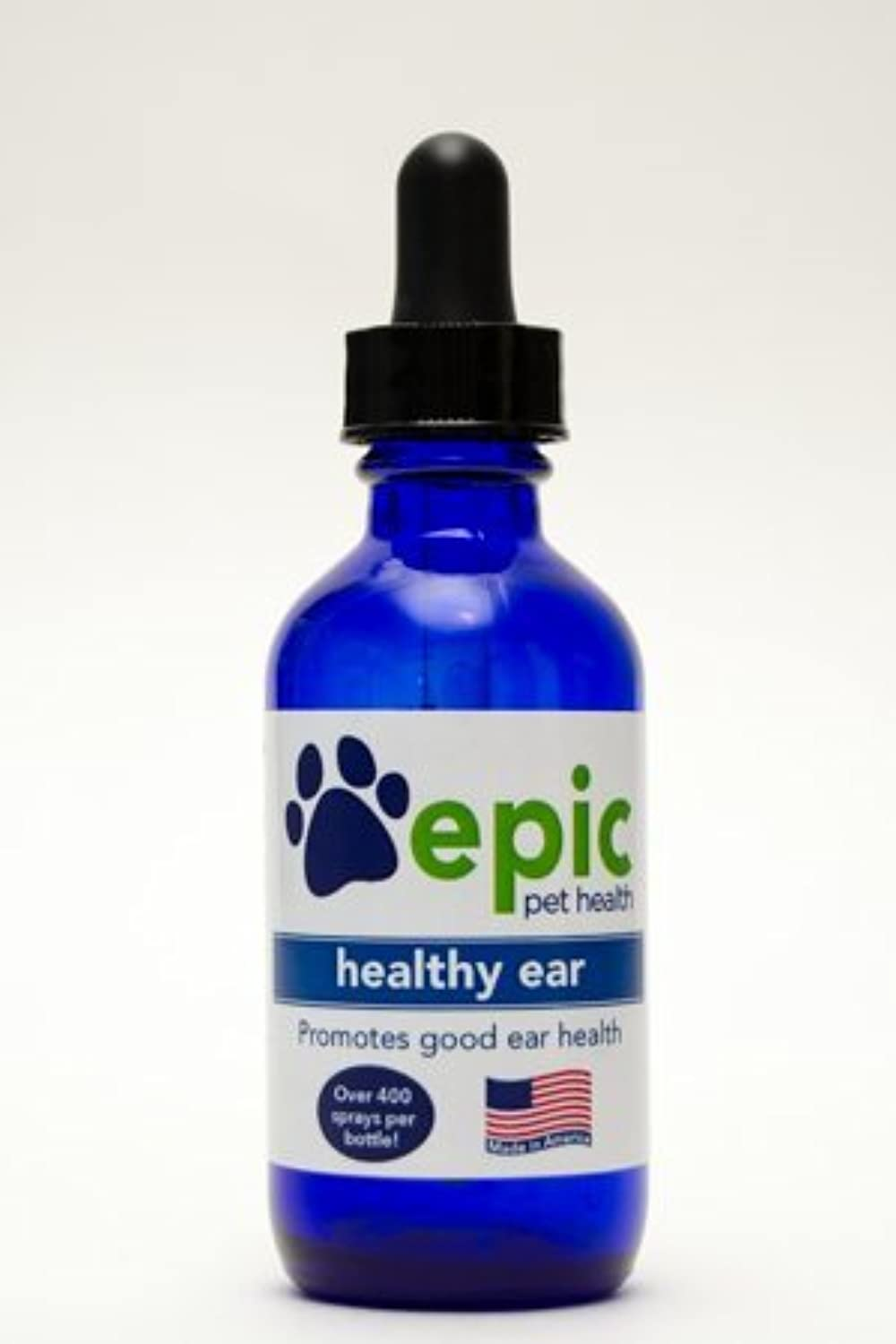 Healthy Ear  Promotes Good Ear Health (Dropper, 2 ounce)