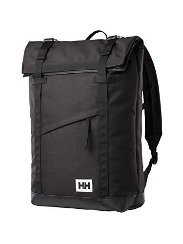 HEL66|#Helly Hansen Men Stockholm Backpack Backpack - Black, STD