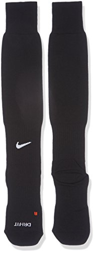 Nike Herren Socken, Socken Classic Ii, Schwarz (Black/White), Gr. L
