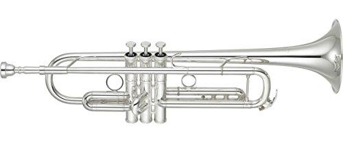 YAMAHA XENO YTR-8335RS-02 VERSILBERT Trompeten & Kornette Bb Profiklasse Trompeten