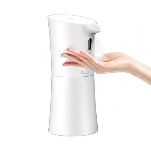 HOTOOLME Desinfektionsspender Berührungslose 500ml, Alkoholnebel-Sprühspender Automatisch, Alkohol Sprühgerät Alcohol Mist Spray Dispenser