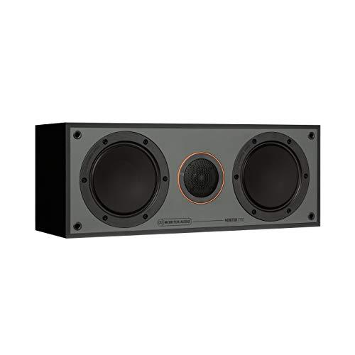 Monitor Audio C150 3GB Centre-Channel Speaker, Black
