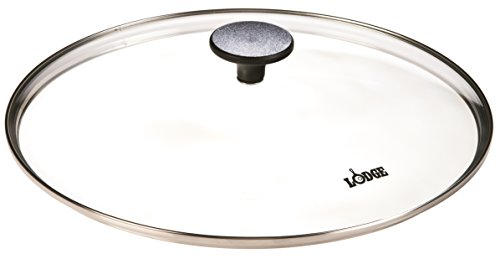 Lodge GL12 Tempered Glass Lid, 12-inch