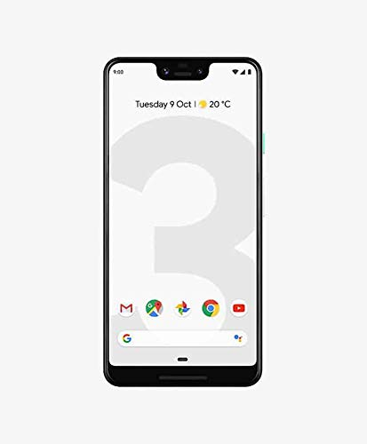 Google Pixel 3 XL (2018) G013C 128GB - 6.3' inch - Android 9 Pie - (GSM Only, No CDMA) Factory...