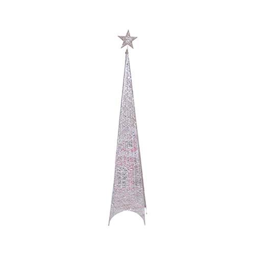 Vectry Damen 2020 Weihnachten Urlaub Dekorationen Baumschmuck Tischdeko Haus Deko Eisen vierbeiniger Weihnachtsbaum Pyramidenbaum Spielzeuge