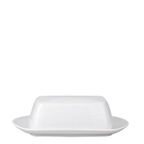Rosenthal- TAC Butterdose, weiß