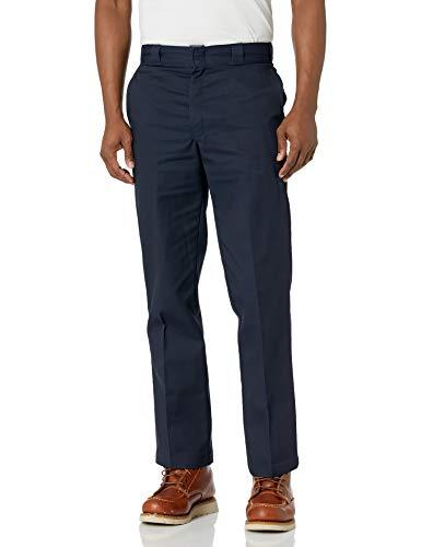 Dickies - 874 Original - Pantalon - Homme - Bleu (Dark Navy) - W34/L32