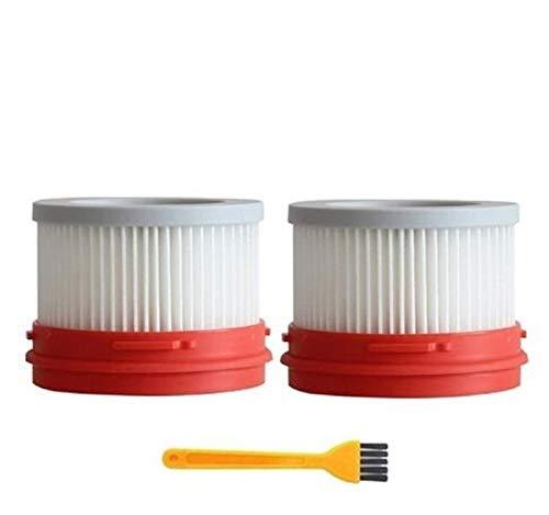 L-Yune, HEPA-Filter for Xiaomi Dreame V9 V9B V10 Wireless-Handstaubsauger Zubehör Hepa Filter Roller Pinsel Ersatzteil-Kit (Größe : 3pcs1)