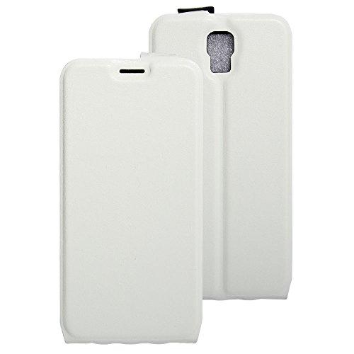 Litao-Case CN Hülle für UMI Rome X hülle Flip Leder + TPU Silikon Fixierh Schutzhülle Case 7