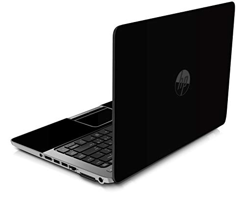 LidStyles Vinyl Protection Skin Kit Decal Sticker Compatible with HP Elitebook 840 G3 (Black)