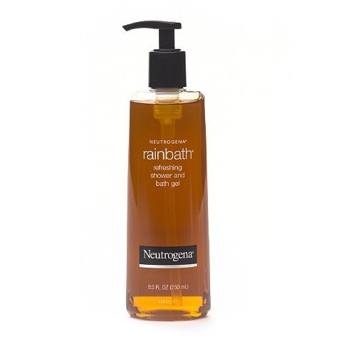 Neutrogena Rainbath Refreshing and Cleansing Shower and Bath Gel, Moisturizing Body Wash and Shaving Gel with Clean Rinsing Lather, Original Scent, 8.5 fl. oz (Pack of 2)
