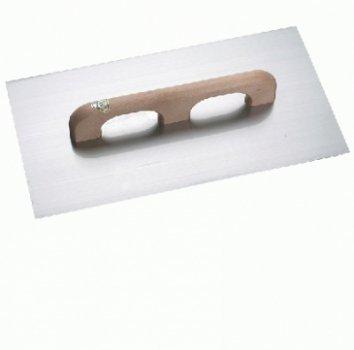 TRIUSO Aufziehplatte 50 x 27 cm, 1mm mit Holzgriff
