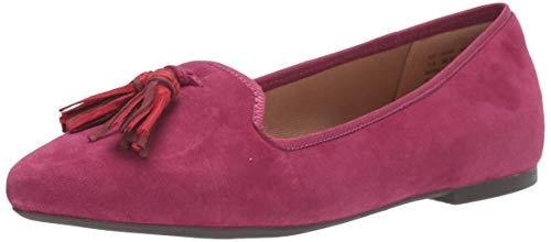 Hush Puppies Women's Sadie Tassel Slipon Loafer Flat