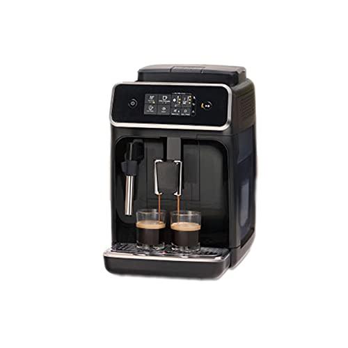 W pełni automatyczny ekspres do kawy Domowe biuro zintegrowane spienianie mleka Ekspres do espresso i cappuccino z wyjmowanym spieniaczem do mleka