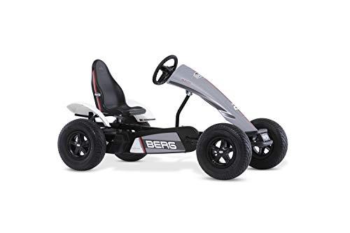 Berg Gokart mit XL-Frame Race GTS | Kinderfahrzeug, Tretauto mit Verstellbarer Sitz, Mit Freilauf, Kinderspielzeug geeignet für Kinder im Alter ab 5 Jahren