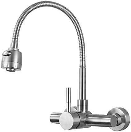 Top 10 Best wall mount faucet 8 inch center Reviews