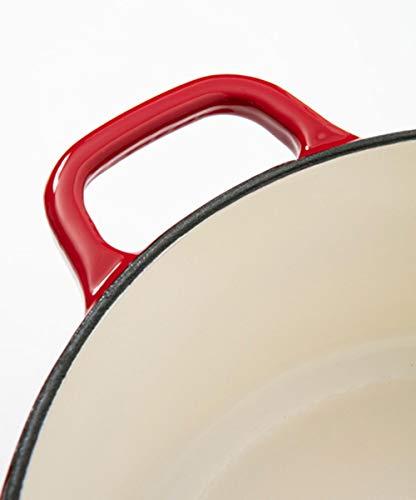 チャムス(CHUMS)鍋カラーダッチオーブン10インチCH62-1262-R001-00レッド