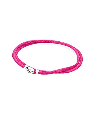 Pandora Damen-Wickelarmband 925 Sterlingsilber 590749CPH-S2