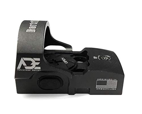 Ade RD3-013-MOS Red Dot Reflex Sight for Glock MOS 17 19 34 35 40 41 Pistol Handgun