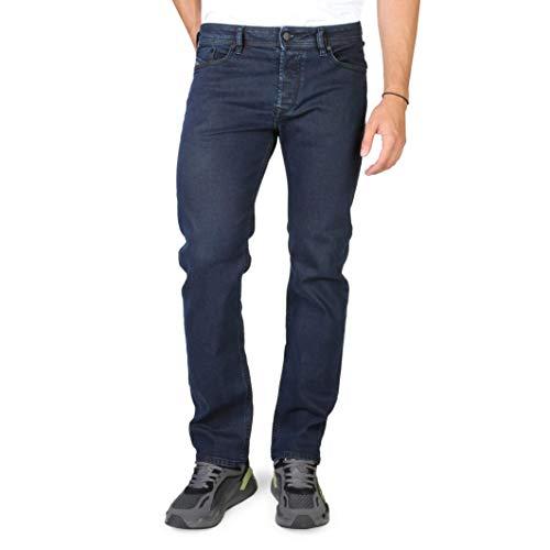 Diesel Herren Jeans Hose Waykee 084LC Regular Straight (31W / 32L, Blau)