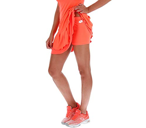 Lotto Damen, Teams TH PL Ballshort Orange, Weiß, L Oberbekleidung, L