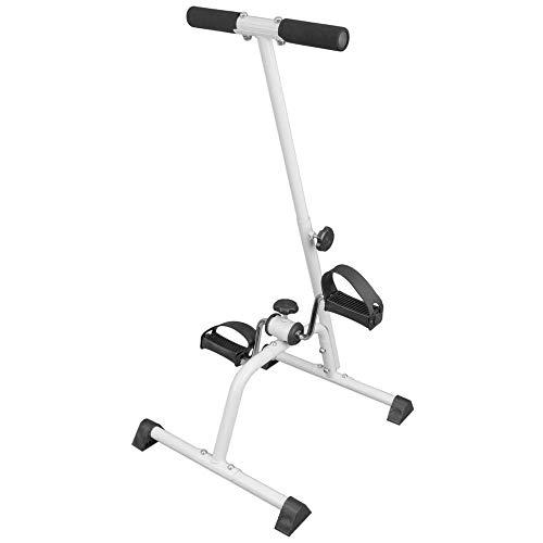 PrimeMatik - Pedali per Braccia e Gambe Mini Cyclette pedaliera con Manubrio