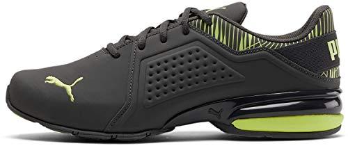 PUMA - Mens Viz Runner Graphic Shoes, Size: 13 D(M) US,...