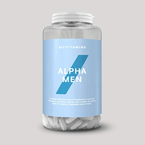 Myprotein Alpha Men Super Multi Vitamin Multivitaminico - 120 gr