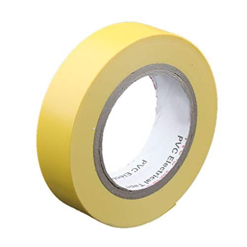 Windy5 Ruban adhésif d'isolation électrique de sécurité PVC imperméable à Haute température isolé Ruban
