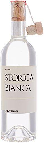 Storica Bianca - grappa 50% vol - 50 cl - astucciata
