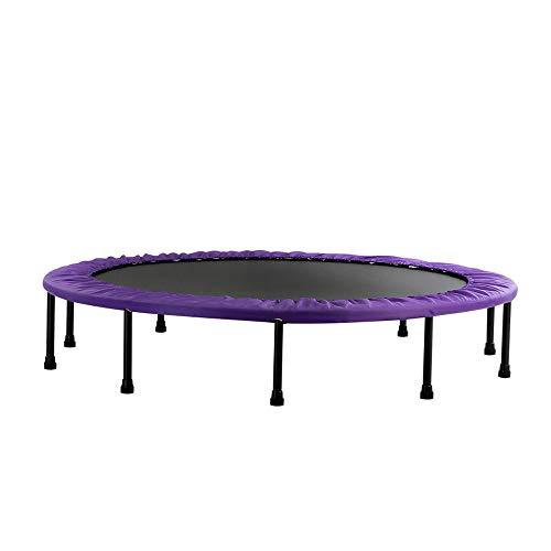 AXBC Trampoline voor kinderen/volwassenen Indoor Sport Outdoor Fitness Tuin Jumping Board Veiligheid val Bescherming 60 inch