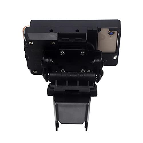 Accesorios de Motocicleta NAVEGACIÓN TELÉFONO GPS Placa GPS Soporte Adapt Soporte para K 790 ADV.ture 790adv 2019 2020 2021 Moto Soporte (Color : B)