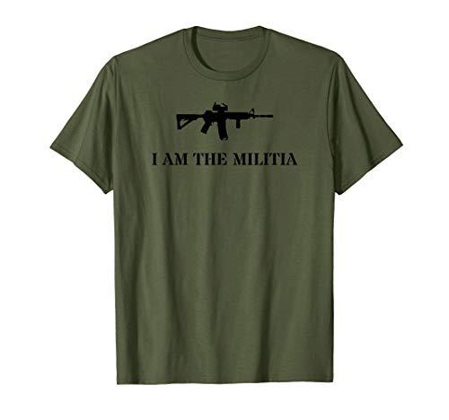 AR15 Accessories Tactical AR 15 Upper 2A American Apparel T-Shirt