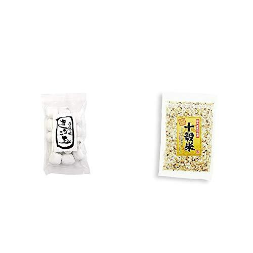 [2点セット] きなこ玉(160g)・国産原料使用 十穀米(300g)