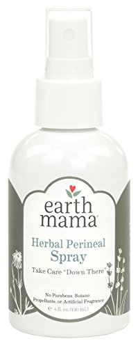 Earth Mama Herbal Perineal Spray - 4 fl oz