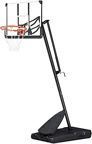 Basketballkorb Outdoor Basketballständer Basketballtor 54