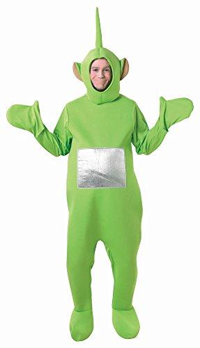 Teletubbies Unisex Kostüm Dipsy zu Karneval Fasching
