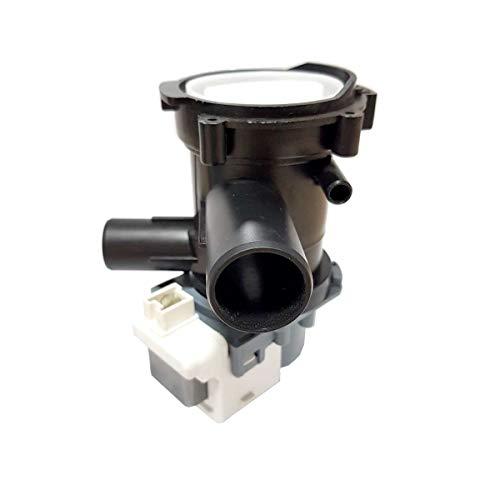 Recamania® - Laugenpumpe/Pumpe für diverse Waschmaschinen von Bosch/Siemens/Constructa - Passend für Teile-Nr. 00145787/145787