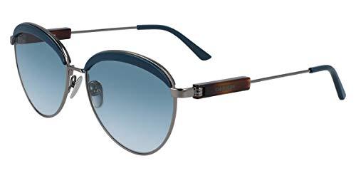 Calvin Klein Damen Ck19101s Sonnenbrille, Teal, Standard