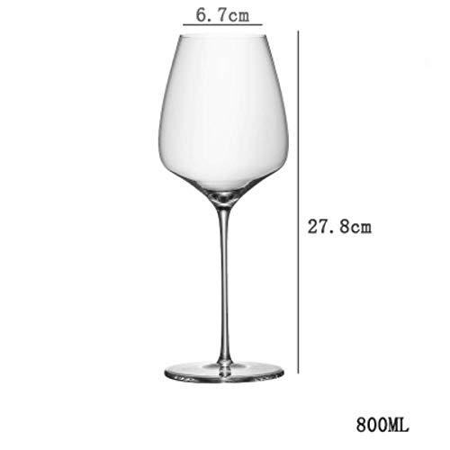 Meopreboey Rystal glas beker Bordeaux rode wijn beker Champagne Goblet Bubble Wijn Tulip Cocktail Bruiloft Party drinkware