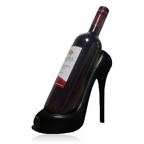 High Heel Weinflaschenhalter Weinregal,Wein Rack Flasche Halter Home Wohnzimmer Tischdekoration Hochzeitsverzierung