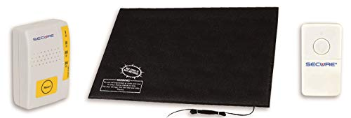 Secure Wireless Caregiver Pager Floor Mat