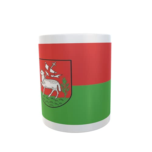 U24 Tasse Kaffeebecher Mug Cup Flagge Ochtrup