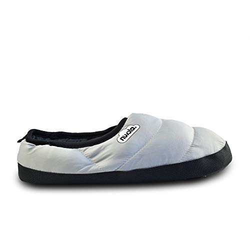 Zapatilla de Estar por casa NUVOLA®,Clasica Suela de Goma. Zapatilla de Invierno Hombre/Mujer/Unisex/Niño-Interior/Exterior-Suela de Caucho Natural Antideslizante-Diseñadas en Barcelona-26 al 47