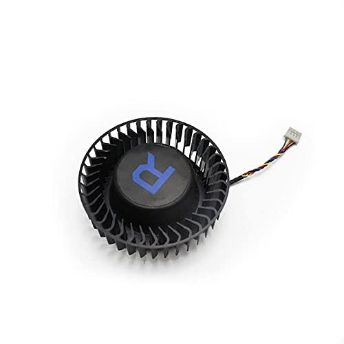BFB1012SHA01 para AMD Radeon Pro SSG Fan DC12V 2.40A 4PIN GPU Tarjeta de gráficos Versión pública de enfriamiento