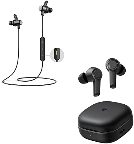 Top 10 Best soundpeats magnetic wireless earbuds bluetooth headphones sport