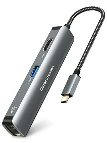 CableCreation USB-C Hub Multiport Bild